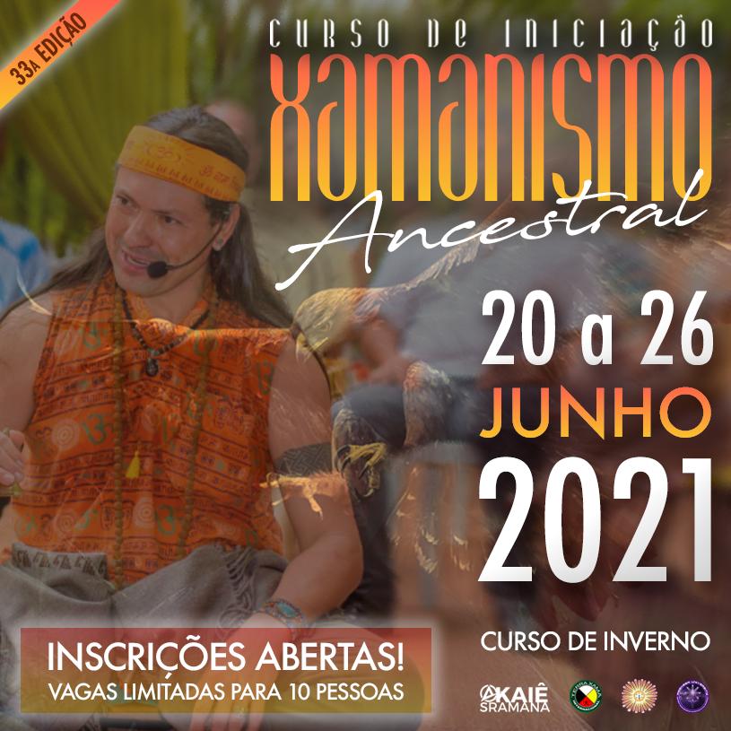 Curso de Xamanismo Ancestral » 20 a 26.Junho.2021